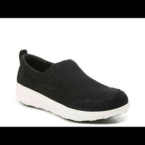 992264716bec2e Fitflop Shoes - Fitflop Loaff Sporty Slip-on sneaker black canvas